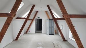 Lindowsches Haus - Dachgeschoss Bürgerservice