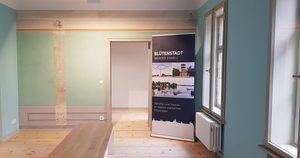 Lindowsches Haus - Besucherraum der Touristeninformation