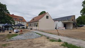 Lindowsches Haus - mit Remise